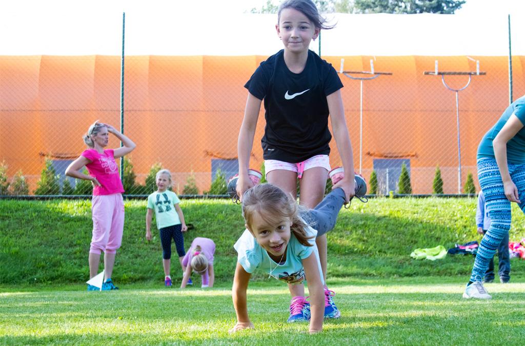 Proč je sport pro děti důležitý?
