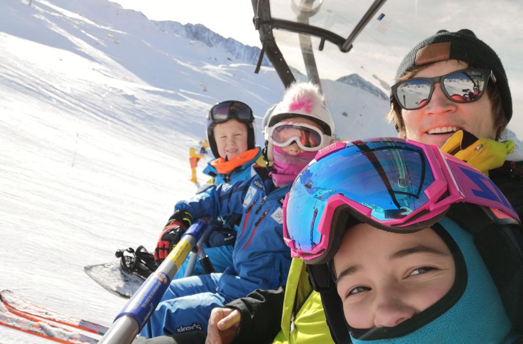 Pravidelné lyžařské tréninky ZIMA 2019