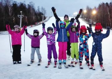 Příměstské lyžařské kempy 2019