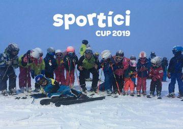 Veřejný závod Sportíci CUP 2019